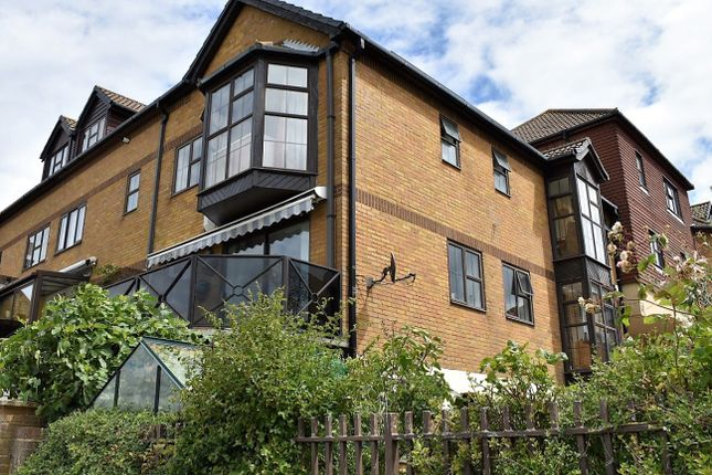 Thumbnail End terrace house for sale in Hathaway Court, Rochester