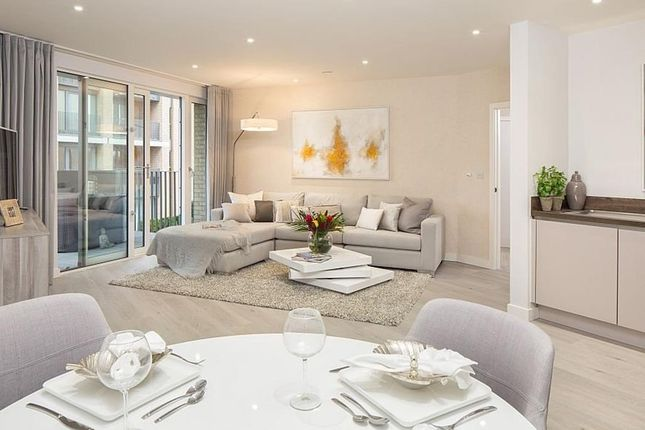 """Open Plan of """"Nestle Apartments"""" at Nestles Avenue, Hayes UB3"""