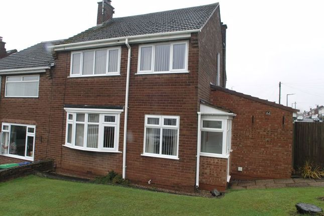 Thumbnail Semi-detached house for sale in Spring Vale Road, Rowley Regis