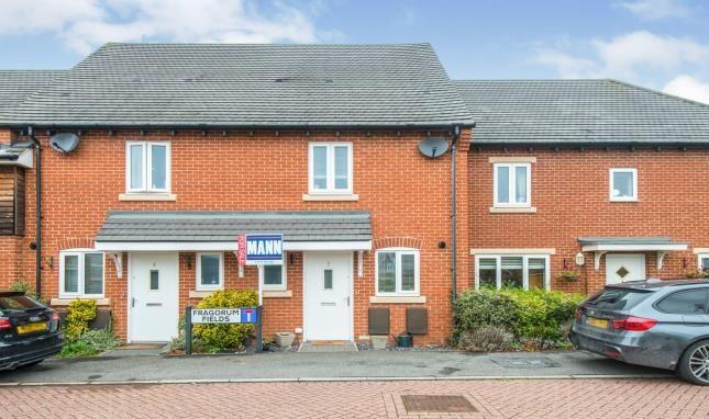 2 bed terraced house for sale in Titchfield Common, Fareham, Hampshire PO14