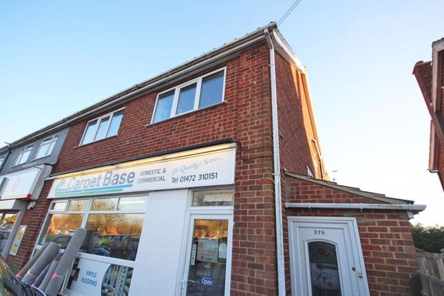 3 bed flat for sale in Station Road, New Waltham, Grimsby DN36