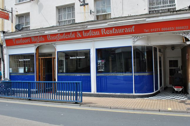 Thumbnail Restaurant/cafe to let in High Street, Ilfracombe, Devon
