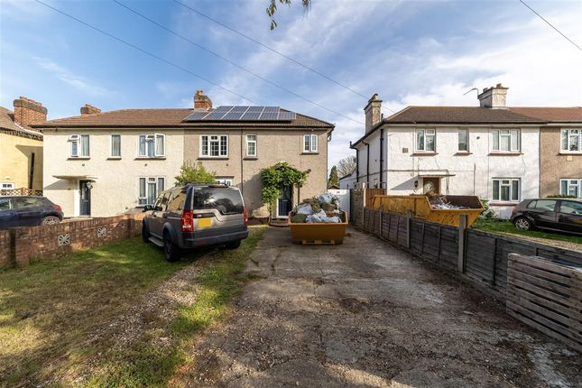 Thumbnail Semi-detached house for sale in Southern Cottages, Horton Road, Stanwell Moor