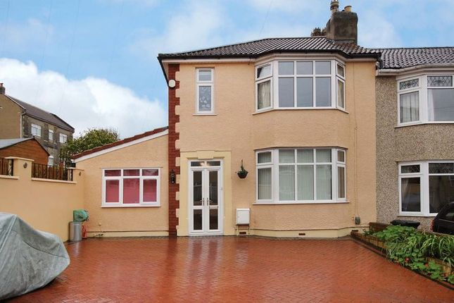 Thumbnail Terraced house for sale in Diamond Road, St. George, Bristol