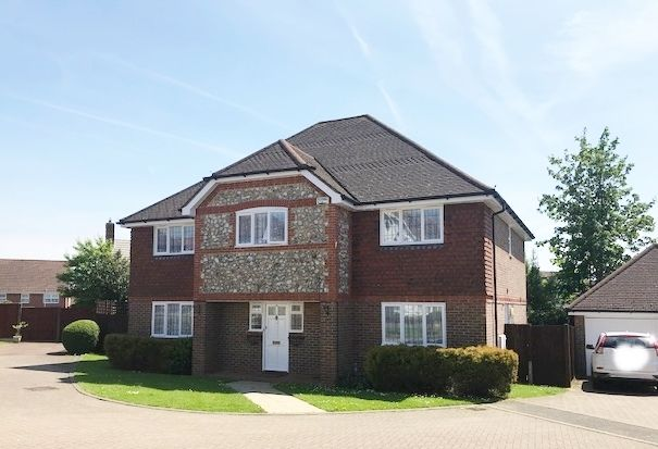 Thumbnail Detached house to rent in Richardson Crescent, Cheshunt, Waltham Cross