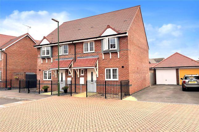 Semi-detached house for sale in Ockenden Road, Littlehampton, West Sussex