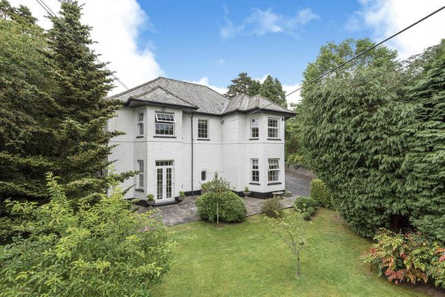 Thumbnail Detached house for sale in Swansea Road, Llangyfelach, Swansea