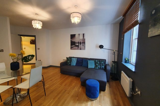Thumbnail Flat to rent in Chatfield House, 1 A Marsh Street, Bristol