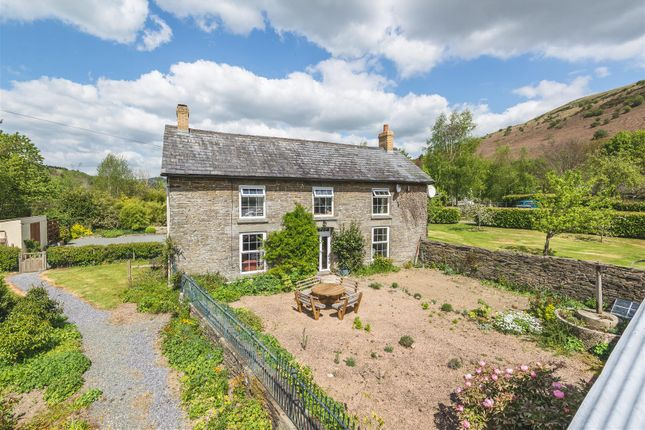 Thumbnail Detached house for sale in Aberedw, Builth Wells