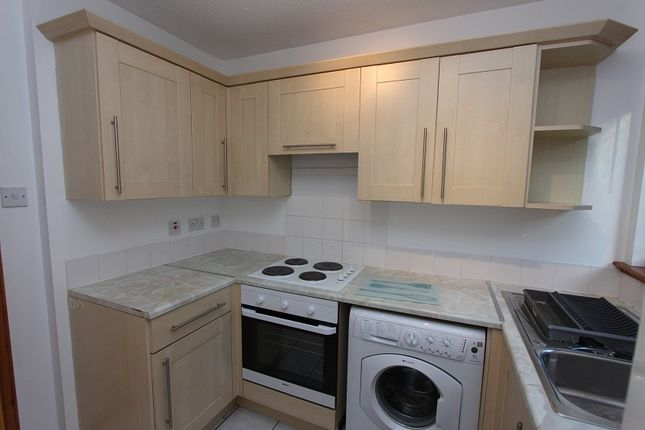 Kitchen of 91B Murray Terrace, Smithton, Inverness IV2