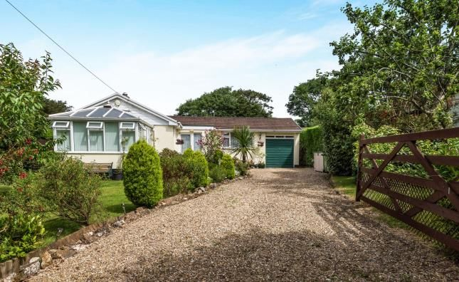 Thumbnail Bungalow for sale in Perran Downs, Goldsithney, Penzance