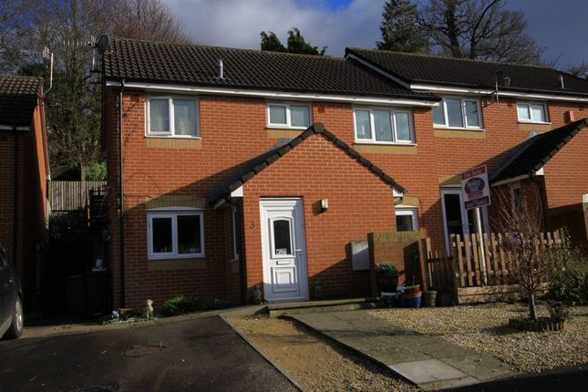 Thumbnail Semi-detached house for sale in Wheelers Rise, Wheelers Walk, Stroud