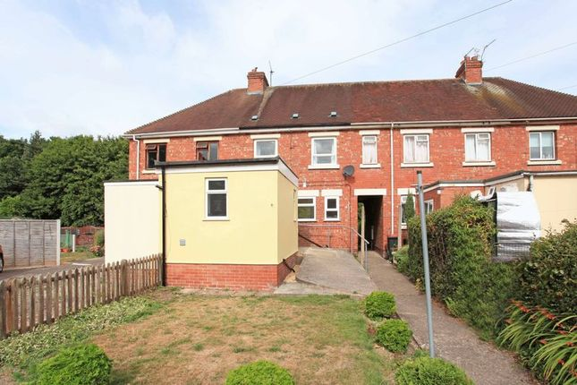 Thumbnail Property for sale in 2 West View Terrace, Madeley, Telford