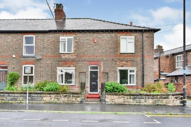 Thumbnail End terrace house for sale in Navigation Road, Altrincham, .