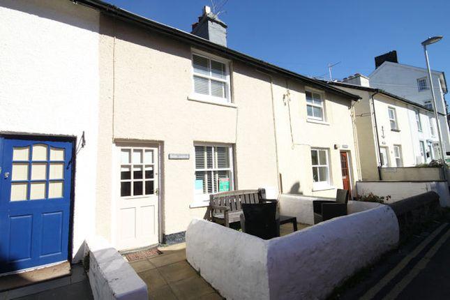 Thumbnail Cottage for sale in 4 Church Street, Aberdovey Gwynedd