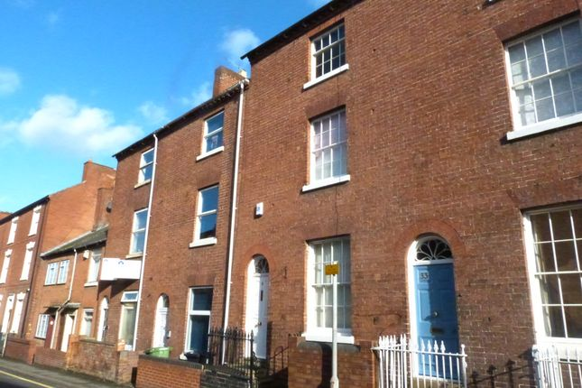 Thumbnail Terraced house to rent in Park Street, Worcester