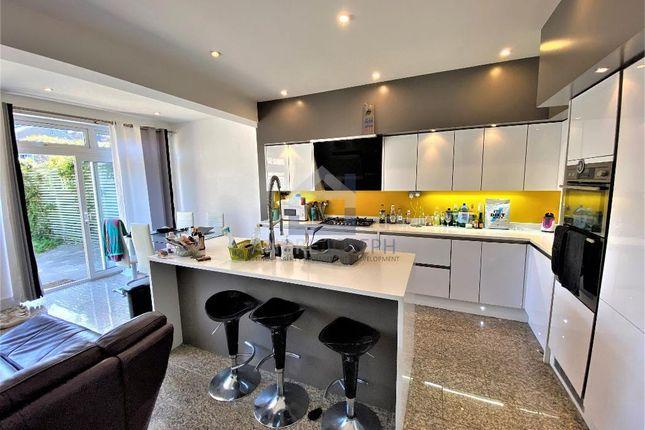 Thumbnail End terrace house to rent in Nimrod Road, Furzedown