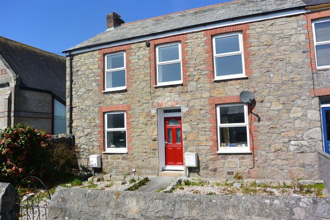Thumbnail Flat to rent in Victoria Road, Mount Charles, St Austell