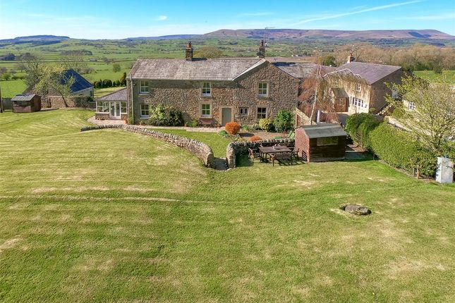 Thumbnail Property for sale in Turnleys Farm, Four Acre Lane, Thornley With Wheatley