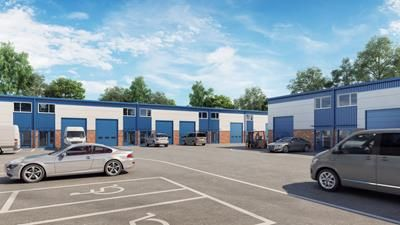 Thumbnail Light industrial for sale in Stanley Court, Downs Road, Witney