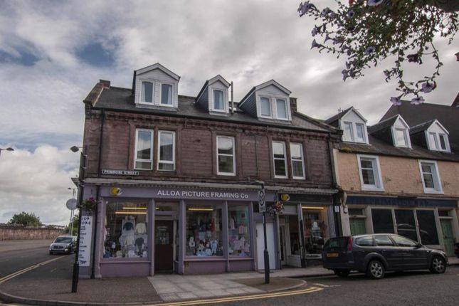 External of 45d Primrose Street, Alloa, Cackmannanshire FK10 1Jj