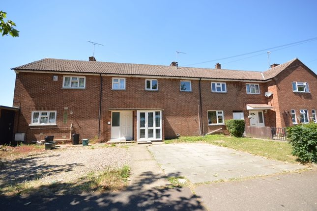 Thumbnail Terraced house for sale in Boadicea Way, Colchester