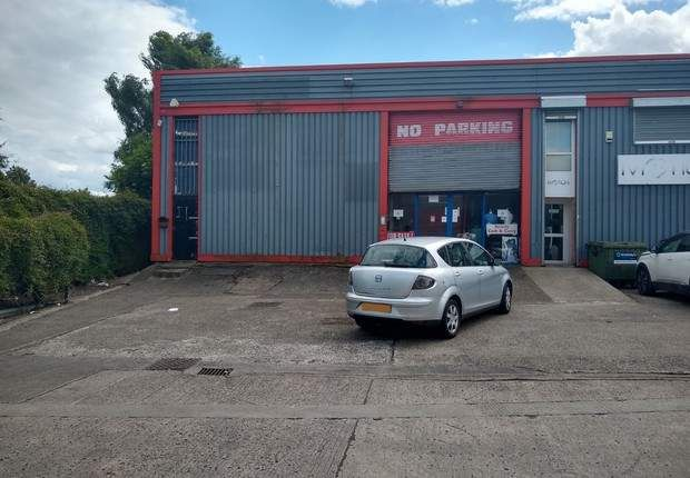 Thumbnail Warehouse for sale in Unit 8, Dargan Industrial Estate, Belfast, County Antrim