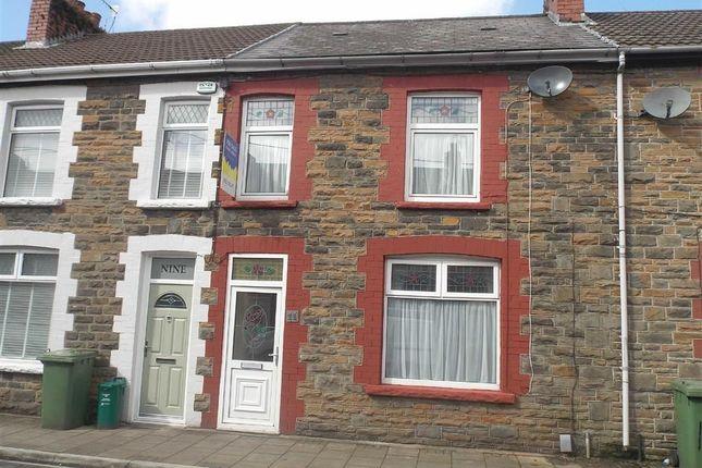 Thumbnail Terraced house for sale in Francis Street, Rhydyfelin, Pontypridd