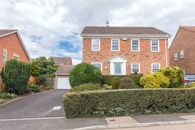 Thumbnail Detached house for sale in Merryfields, Strood, Rochester, Kent