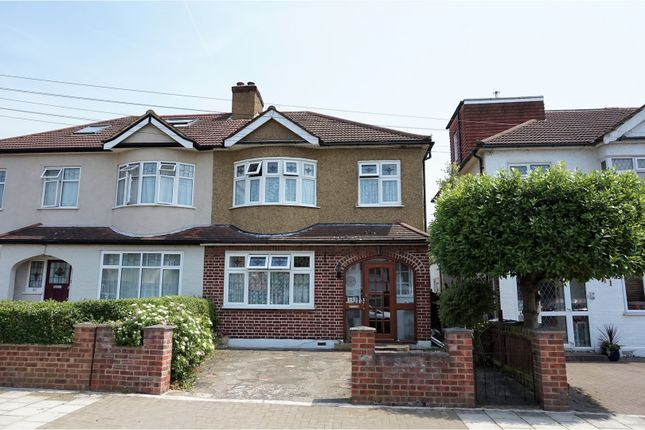 3 bed semi-detached house for sale in Windsor Crescent, Harrow