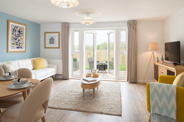 """Thumbnail Semi-detached house for sale in """"Yarmouth"""" at St. Georges Way, Newport"""
