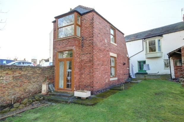 Thumbnail Detached house to rent in Allergate, Durham