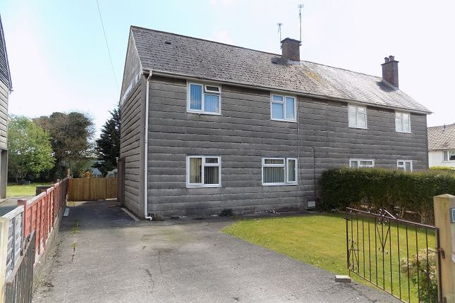 3 bed semi-detached house for sale in Heol Tysant, Litchard, Bridgend.