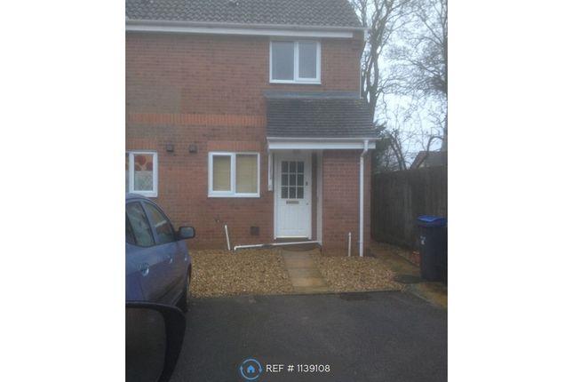 2 bed terraced house to rent in Twickenham Way, Chippenham SN15