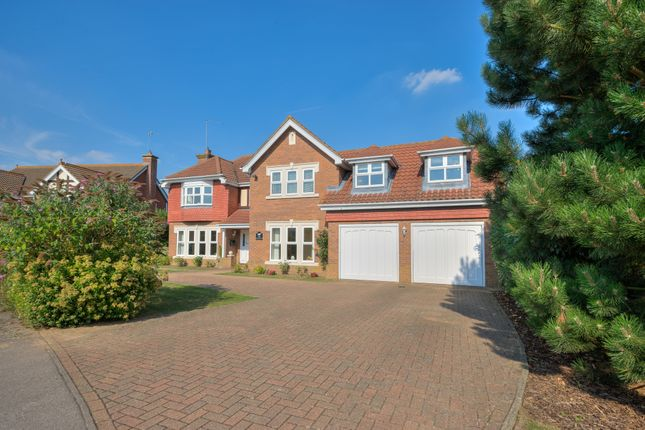 5 bed detached house for sale in Belfry Lane, Collingtree, Northampton