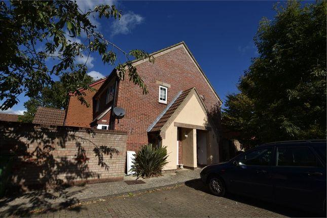 Thumbnail End terrace house to rent in Savory Walk, Binfield, Bracknell, Berkshire