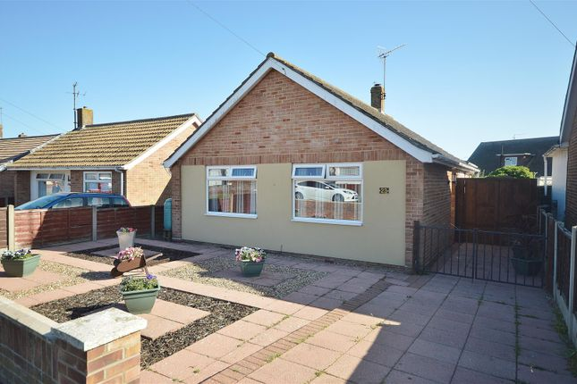 Thumbnail Detached bungalow for sale in Alleyne Way, Jaywick, Clacton-On-Sea