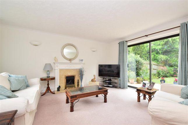 Thumbnail Detached house for sale in Mciver Close, Felbridge, West Sussex