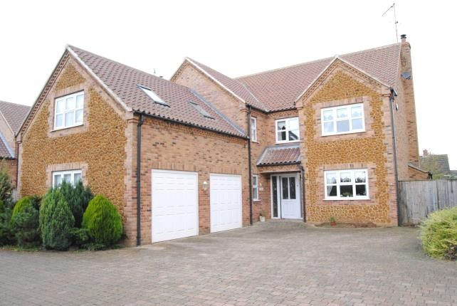 Thumbnail Detached house for sale in Lynn Road, East Winch, Kings Lynn