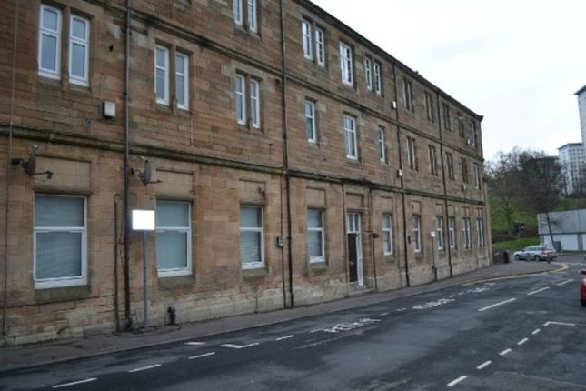 Thumbnail Flat to rent in East Bridge Street, Falkirk