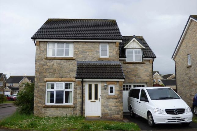 Thumbnail Detached house to rent in Findhorn Drive, Ellon, Aberdeenshire