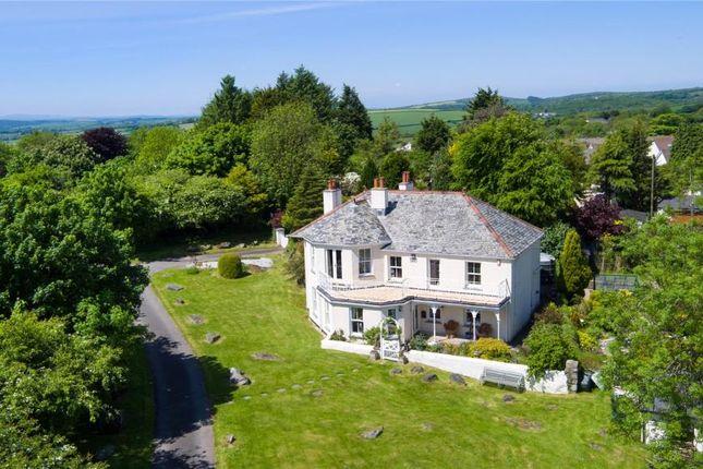 Thumbnail Detached house for sale in St. Cleer, Liskeard, Cornwall