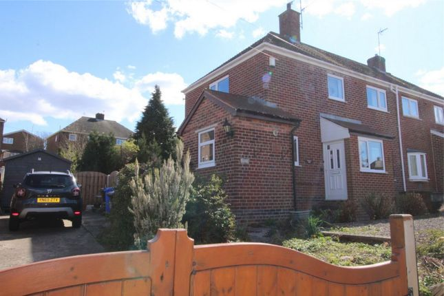 2 bed semi-detached house for sale in Endfield Road, Sheffield, South Yorkshire S5