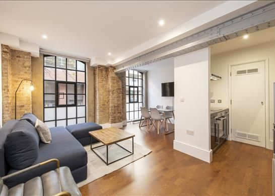 Thumbnail Property to rent in The Ironworks, King's Cross, London
