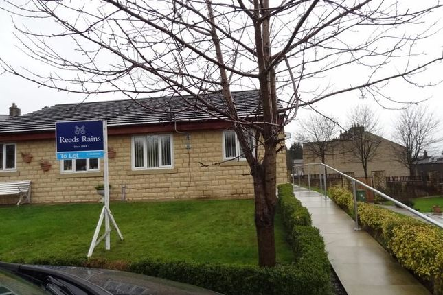 Thumbnail Bungalow to rent in Peerart Court, Colne