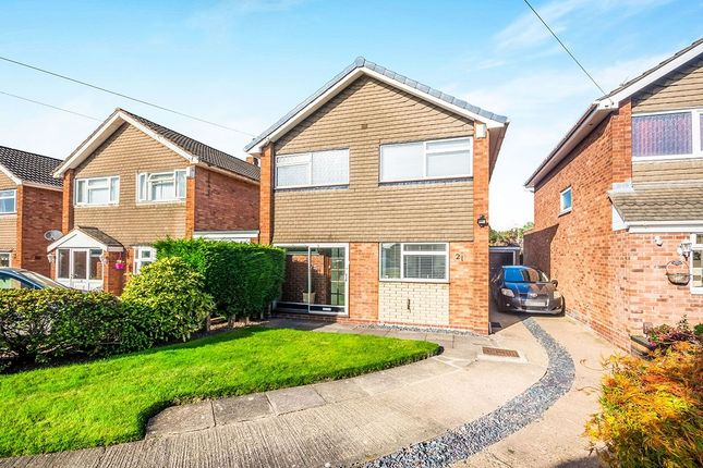 3 bed detached house for sale in Soberton Close, Wednesfield, Wolverhampton