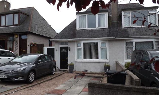 Thumbnail Semi-detached house to rent in Donbank Terrace, Aberdeen