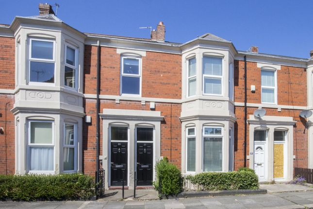 Thumbnail Flat to rent in Lonsdale Terrace, Jesmond, Newcastle Upon Tyne