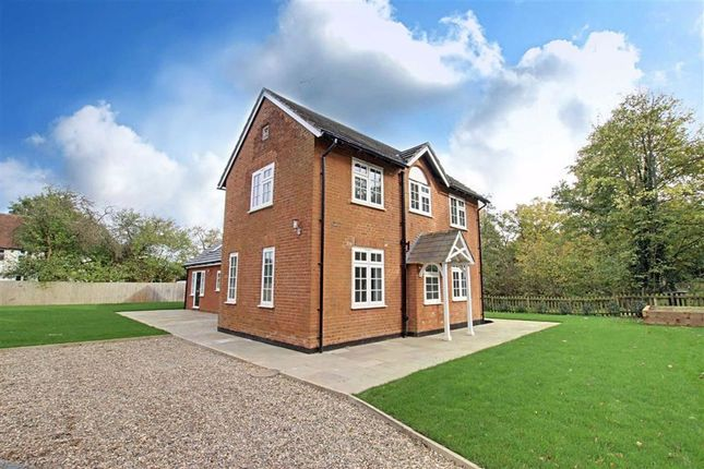 Thumbnail Detached house to rent in Dancers Hill Road, Barnet, Hertfordshire