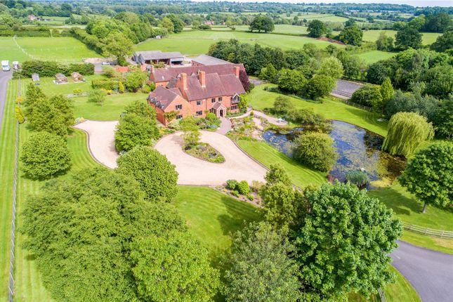 Thumbnail Detached house for sale in Preston Bagot, Henley-In-Arden